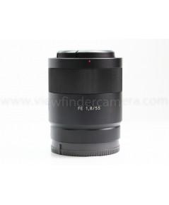 Sony FE 55mm F1.8 ZA Carl Zeiss Sonnar T* (สินค้ามือสอง) ใหม่มาาก อุปกรณ์ครบกล่อง