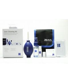 Zeiss Lens Cleaning Kit (ชุดทำความสะอาด)มีลูกยางเป่าลม แปรง ผ้าเช็ดเลนส์ น้ำยาเช็ดเลนส์ กระดาษ ซอง