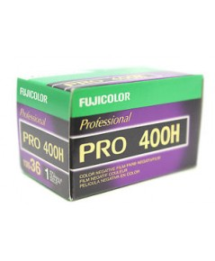 Fujifilm Fujicolor PRO 400H Professional Color Negative Film(สี)iso 400