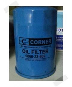หม้อกรองโฟล์คลิฟท์  CORNER OILFILTER 0866-23-802