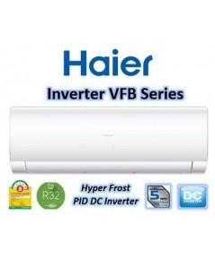 แอร์ ไฮเออร์ HAIER HSU-13VFB (INVERTER) (R32) 12300 BTU (SEER 18.50) ติดตั้งฟรี!