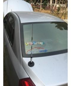 เสาทีวีดิจิตอลรถยนต์ ภายนอก ดีที่สุด HI POWER 25 dbi DVB-T2 Car Digital TV Antenna