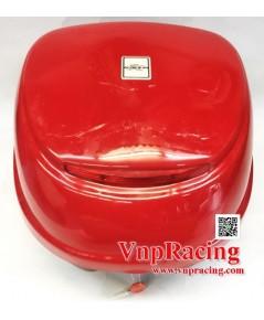 กล่องท้ายรถมอเตอร์ไซค์ KAPPA รุ่น K9400 สีแดง