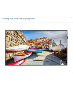 Samsung PM49H - PMH Series 49 inch Large Format LED Commercial Display