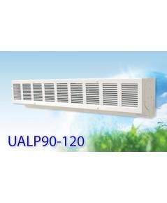 AMENA ม่านอากาศขนาดความกว้าง 90 ซม UALP ใช้สาหรับติดตั้งเหนือประตูทางเข้าอาคาร สํานักงาน