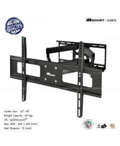 M-512ST2 ขาแขวนทีวี 37-65 นิ้ว LED,LCD TV,Super Economy Full-motion TV Wall Mounts