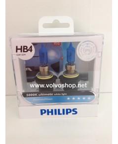หลอดไฟหน้า Philips รุ่น Diamaond Vision 5000K