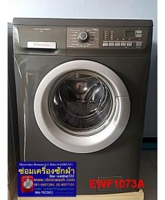 เครื่องซักผ้าอีเลคโทรลักซ์ 7กก รุ่น EWF1073A มือ2 ราคา 8000 บาท 086-7822821 คุณ กาน