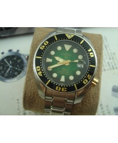 SEIKO SUMO Green 50th Anniversary Limited Edition