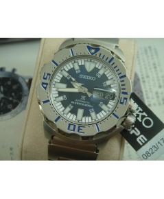 Seiko Monster Royal Blue Limited Edition