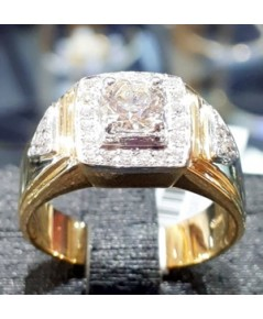 แหวนเพชรชาย  ราคา 69,500 บาท
