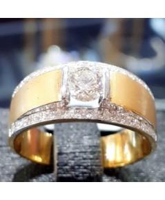 แหวนเพชรชาย  ราคา 74,000 บาท
