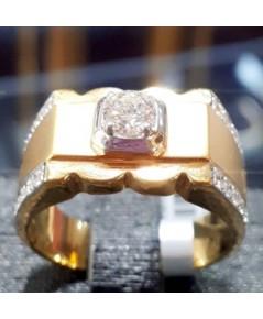 แหวนเพชรชาย  ราคา 49,500 บาท