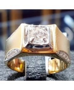 แหวนเพชรชาย  ราคา 59,500 บาท