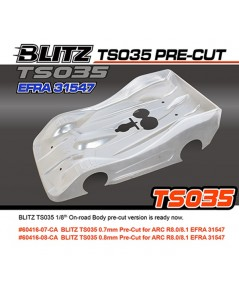 LOLA BODY TS035 pre cut