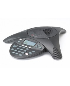 Polycom SoundStation 2  Non-expandable with display + Polycom Computer calling kit.