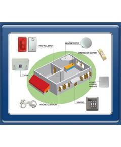 ระบบสัญญาณเตือนภัยและป้องกันการโจรกรรม