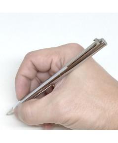 ปากกา TIFFANY 1990 Ball ponit pen ตัวด้าม steel สภาพเดิมสวย
