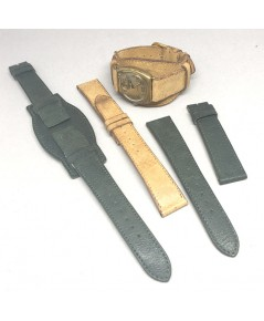 สายหนัง Vintage สำหรับประเภทหูเกี่ยวสายตายตัว เหมาะสำหรับนาฬิกาทุกประเภทที่ต้องการความแตกต่าง มีทั้ง