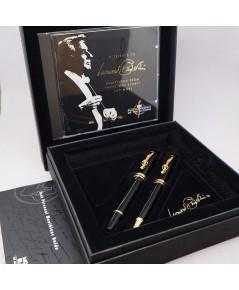ชุดปากกา MONTBLANC special LEONARD BERNSTEIN คู่เซ็ท หมึกซึมขนาดของปากตัด (BB) สั่งพิเศษสำหรับเซ็นเท