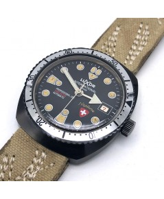 Military Watch BRIGATA PARACADUTISTI \quot; FORGORE \quot; automatic movement ขนาดตัวเรือน  37.5mm ห