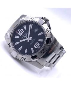 LONGINES Hydroconquest automatic divers men\'s watch ขนาด 41 mm.