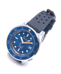 SQUALE 50 Atmos 1521 Blue Automatic Men\'s Watch ขนาด 42 mm.
