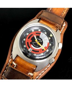 FORTIS Marinemaster Vintage 1960s Diver Automatic Men's Watch ขนาด 42 mm.