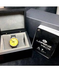 LORENZ Neos 25721 Quartz Chronograph Unisex ขนาด 41 mm. (Fullset)