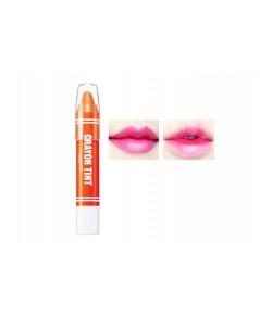 (Pre Order)Skinfood Crayon  tint no.3 ลิปทินท์ในรูปแบบแท่ง บำรุงริมฝีปากเหมือนลิปบาล์ม สีสวยธรรมชาติ