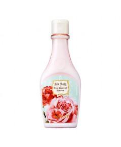 (พร้อมส่ง) Skinfood Rose Shake Point Make up Remover 160ml น้ำยาเช็ดเครื่องสำอางตาและปาก กลิ่นกุหลาบ