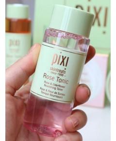 (หมดค่ะ) Pixi Rose Tonic 100ml โทนเนอร์เช็ดผิว เพิ่มความชุ่มชื้น ผิวสะอาดสดชื่น ด้วยส่วนผสมของกุหล
