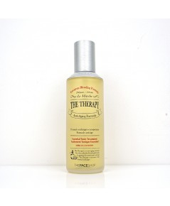 (Pre Order)The Face shop The Therapy Essential Tonic Treatment 150 ml. โทนเนอร์ เอสเซนต์ ช่วยลดริ้วร