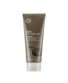 (Pre Order) The Face Shop JeJu Volcanic Lava Pore Cleansing Foam 150 ml. ลดสิว ลดความมัน หน้าใส