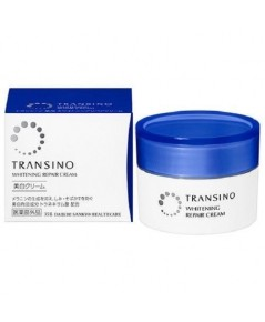 (Pre Order)Transino Whitening Repair Cream 35g. ทรานซิโน่ ครีมบำรุงผิวหน้าลดฝ้า กระผิวขาวกระจ่างใส จ