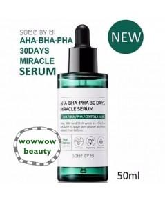 (Pre Order) Some By Mi AHA BHA PHA 30 Days Miracle Serum 50 ml.เซรั่มรักษาสิว ด้วย BHA เห็นผลใน 30 ว