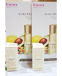 (พร้อมส่ง 4 ml.) Fracora Essence Oil Serum 4 ml. เอสเซนต์เนื้อออยล์บำรุงผิวหน้า ผิวชุ่มชื้น ป้องกันร