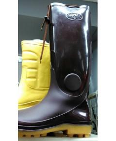 รองเท้าบู๊ตยาว 19 นิ้ว ขายส่งแบบมีเชือก(ARR)