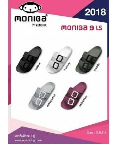 รองเท้าแตะแบบสวมแบบเข้มขัด 2 ตอน  Monobo ขายส่ง