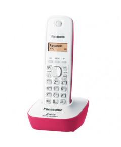 โทรศัพท์ไร้สาย ชมพู Panasonic KX-TG3411BXP