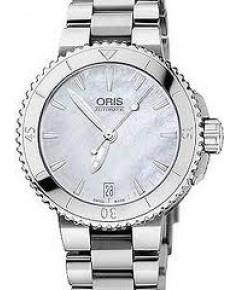 Oris Aquis Date 733 7652 4151 MB