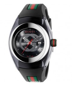 Gucci Sync Quartz Stainless Steel Unisex Watch YA137301