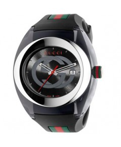 GUCCI SYNC XXL YA137101 SWISS ETA QUARTZ WATCH