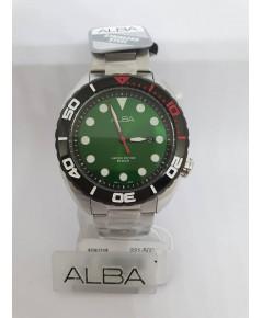 นาฬิกา ALBA Limited Executive in Thailand รุ่น AG8J71X (สีเขียวเอ็มเมอรัลด์)