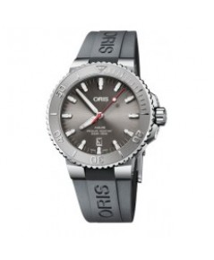 ORIS DIVING AQUIS DATE RELIEF WATCH 01 733 7730 4153-07 4 24 63EB .