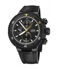 ORIS DIVE CONTROL LIMITED EDITION 01 774 7727 7784-Set