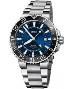 Oris Diving Aquis Date Steel Automatic watch for Men 01 798 7754 4135-07 8 24 05PEB