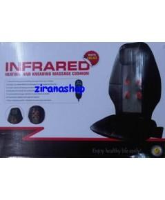 เบาะนวดลูกกลิ้งไฟฟ้าเต็มตัว portable infrared