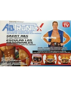 เข็มขัดเสริมกล้ามเนื้อ abtronic x2