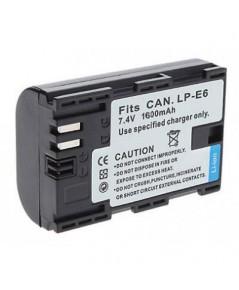 แบตเตอรี่กล้องดิจิตอล Canon LP-E6 Battery for Canon Digital Camera EOS 5D Mark2,EOS 60D
